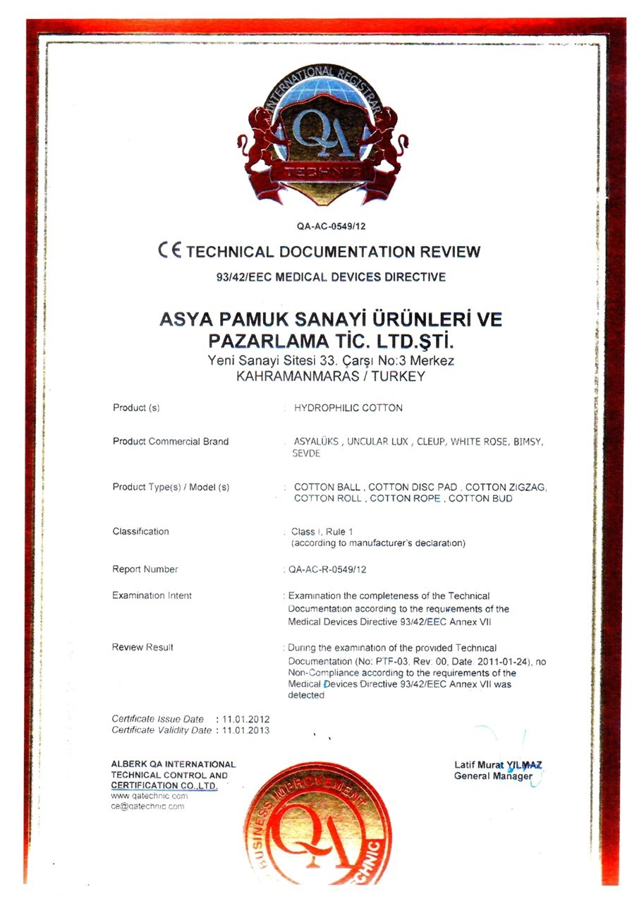 Picture of Alberk QA International Technical Control and Certification