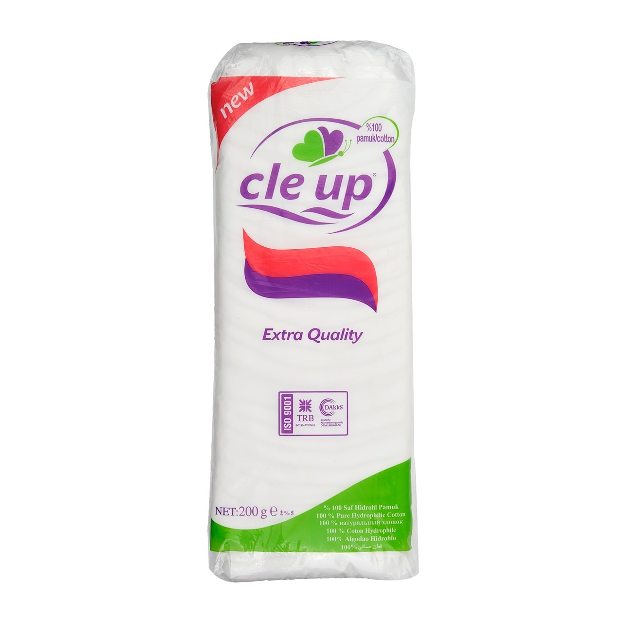Picture of CLE UP ZİGZAG PAMUK 200 GR